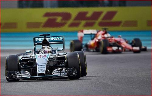 """F1: """"Sức mạnh"""" của Mercedes liệu có bị đánh cắp - 2"""