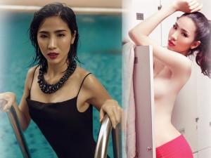 Làm đẹp - Chế độ ăn giữ dáng thon, da đẹp của người mẫu Huỳnh Nu