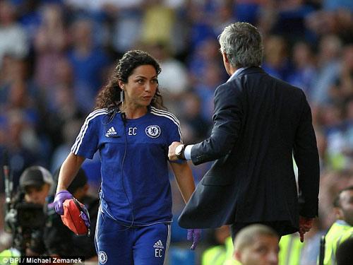 Mourinho Chelsea - 1