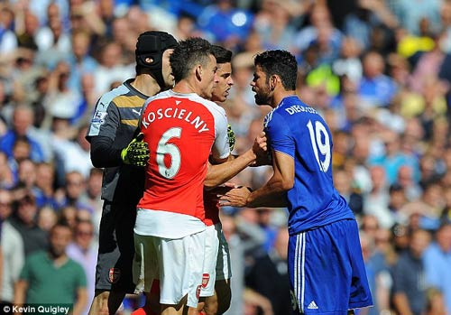 Mourinho bị Chelsea sa thải - 2