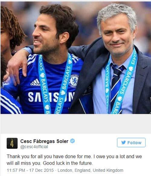 """Dư luận """"chao đảo"""" việc Mourinho bị sa thải - 4"""