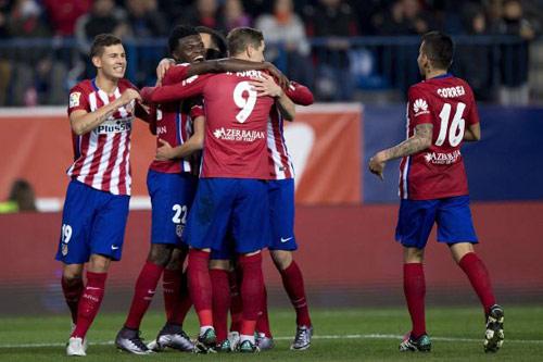 Atletico - Reus Deportiu: Không thể cản bước - 1