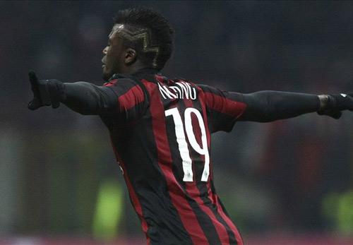 Sampdoria - Milan: Chiếc thẻ đỏ tai hại - 1