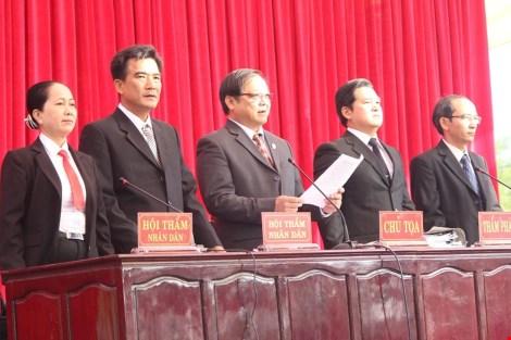 Những điểm lạ của phiên tòa xử vụ thảm án ở Bình Phước - 1