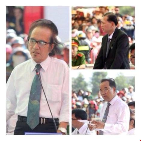 Những điểm lạ của phiên tòa xử vụ thảm án ở Bình Phước - 5
