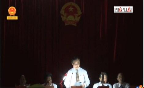 Những điểm lạ của phiên tòa xử vụ thảm án ở Bình Phước - 7