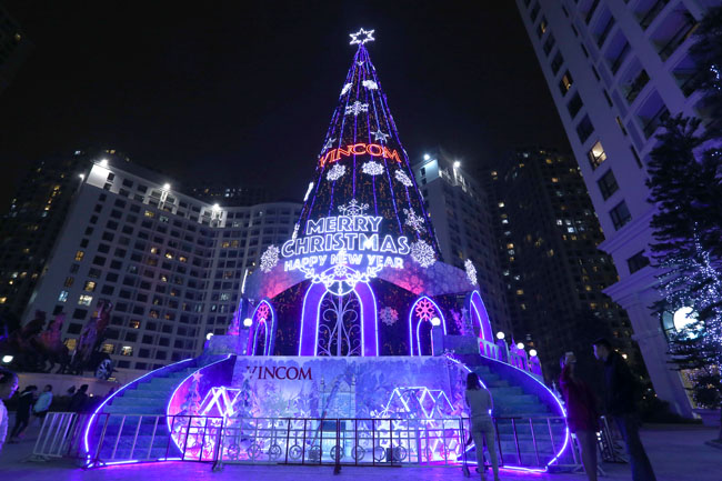 Những địa điểm vui chơi Noel 2015 lý tưởng nhất Hà Nội - 8