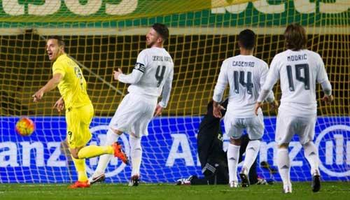 Liga trước vòng 16: Truất ngôi Barca - 2