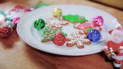 Bánh quy gừng tưng bừng đón Noel - 2