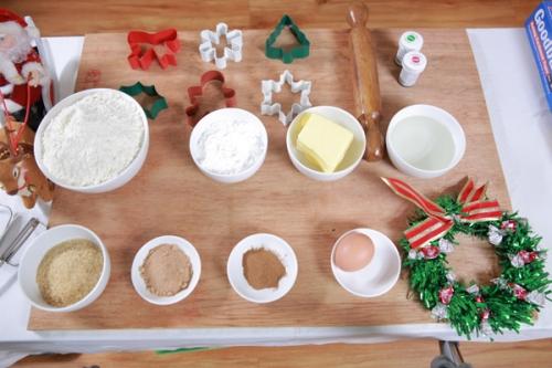 Bánh quy gừng tưng bừng đón Noel - 1