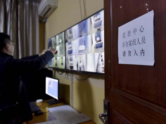 """Cận cảnh """"nhà giam chống tự tử"""" cho quan tham Trung Quốc - 4"""