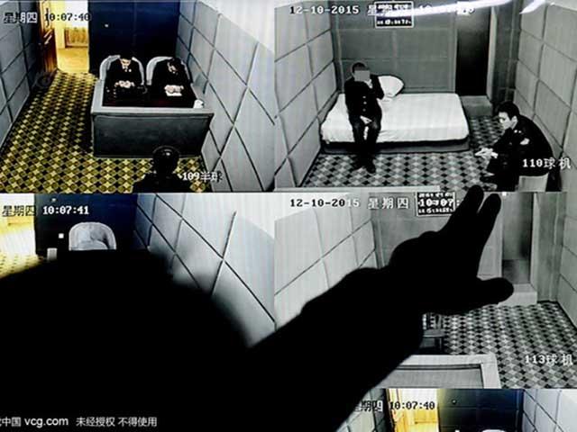 """Cận cảnh """"nhà giam chống tự tử"""" cho quan tham Trung Quốc - 5"""