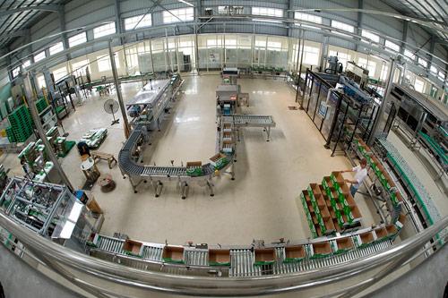 Huda – khẳng định chất lượng với nhà máy chuẩn quốc tế - 1