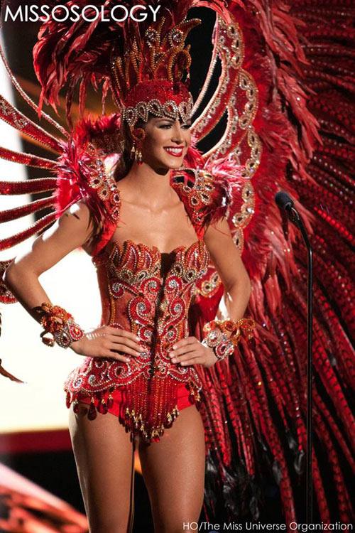 hoa hậu hoàn vũ 2015 - 4