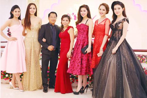Người nâng tầm nhan sắc cho Hoa hậu, Á hậu Việt - 7