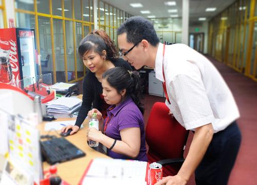Coca-Cola đứng thứ 2 trong danh sách nhà tuyển dụng được yêu thích năm 2015 - 3