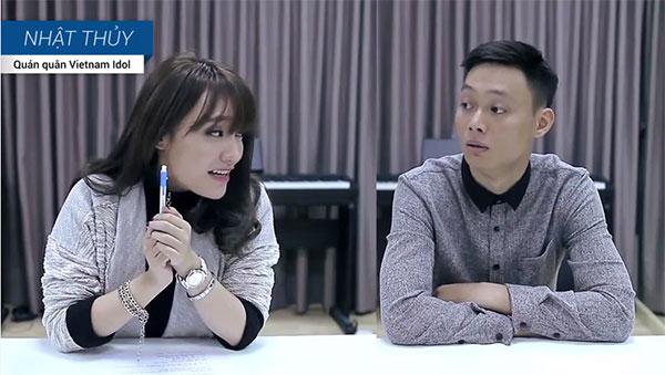Clip chế: 'Vợ người ta' giả giọng Mỹ Linh, Hồ Ngọc Hà - 1