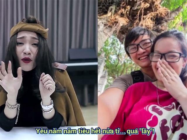 Clip chế: 'Vợ người ta' giả giọng Mỹ Linh, Hồ Ngọc Hà - 2