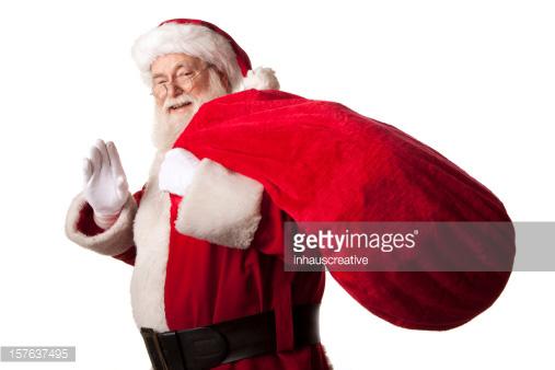 Xuất thân ít người biết của Ông già Noel - 1