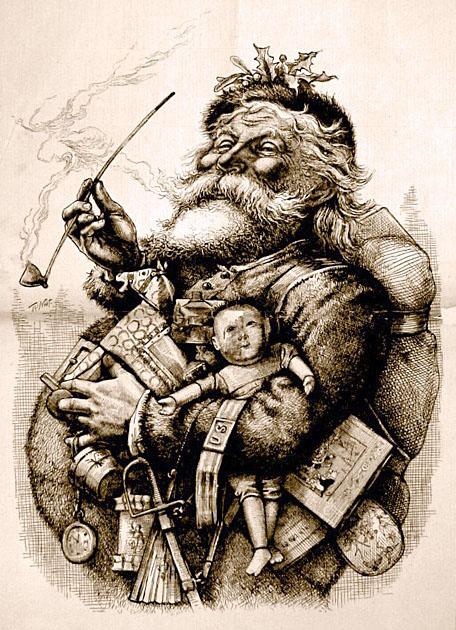 Xuất thân ít người biết của Ông già Noel - 4