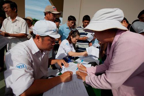 Vinamilk tổ chức tái ký hợp đồng trực tiếp nông dân chăn nuôi bò sữa - 6
