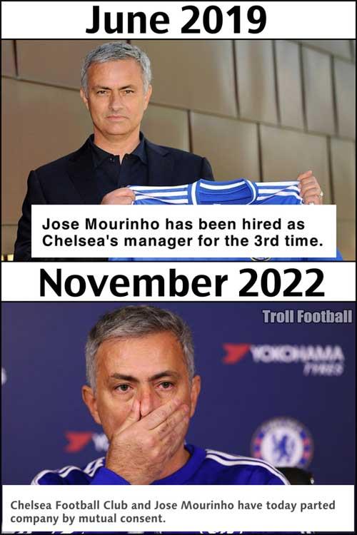 Ảnh chế sa thải Mourinho: Wenger là người vui nhất - 10