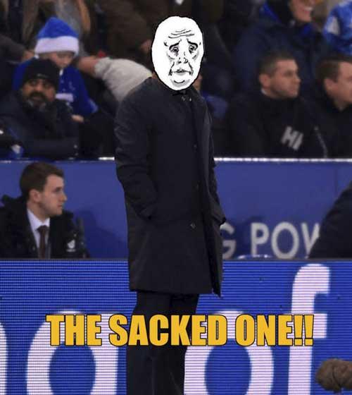 Ảnh chế sa thải Mourinho: Wenger là người vui nhất - 5