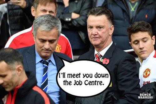 Ảnh chế sa thải Mourinho: Wenger là người vui nhất - 9