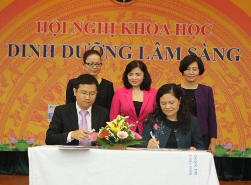Vinamilk ký kết hợp tác chiến lược với viện dinh dưỡng quốc gia - 3