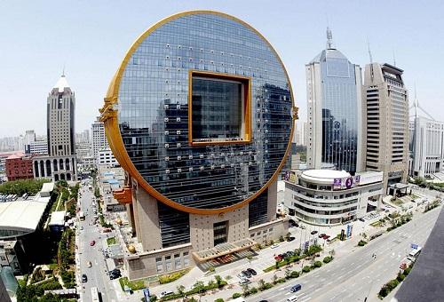 """Ngắm 4 tòa nhà tròn xoe """"độc"""" nhất thế giới - 6"""