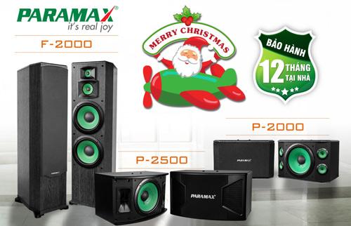 Cơ hội lớn nhất trong năm để sở hữu bộ dàn karaoke Paramax với ưu đãi bất ngờ - 5