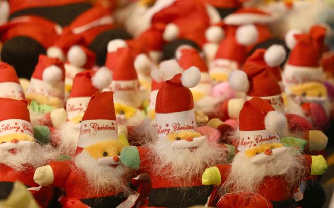 Cây thông mini đắt khách mùa Noel - 10