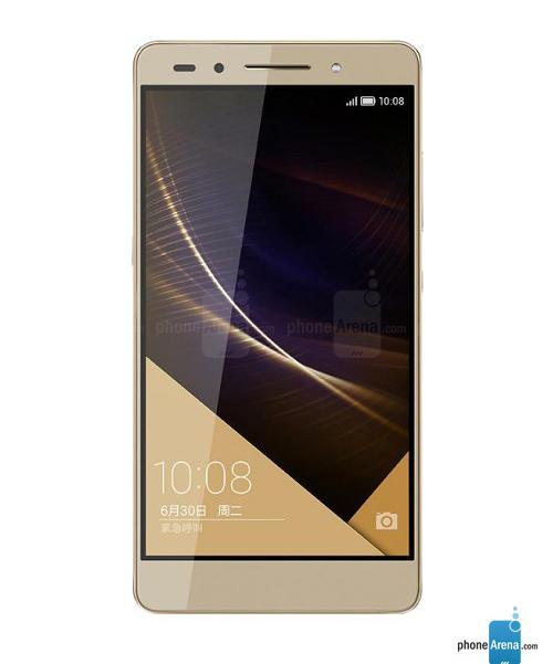 Huawei Honor 7 Enhanced Edition ra mắt, giá hấp dẫn - 1