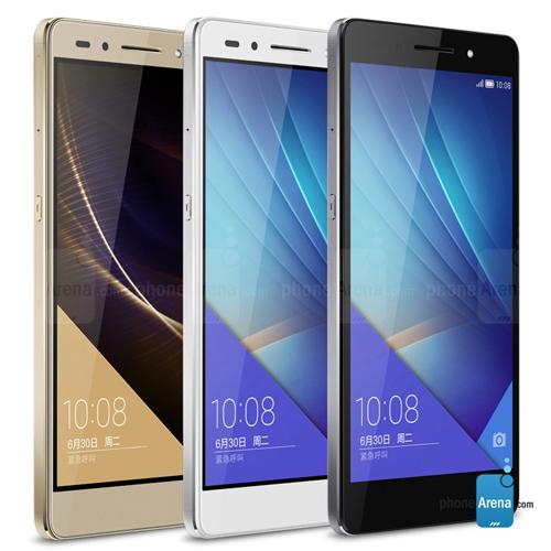 Huawei Honor 7 Enhanced Edition ra mắt, giá hấp dẫn - 4
