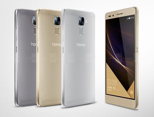 Huawei Honor 7 Enhanced Edition ra mắt, giá hấp dẫn - 5