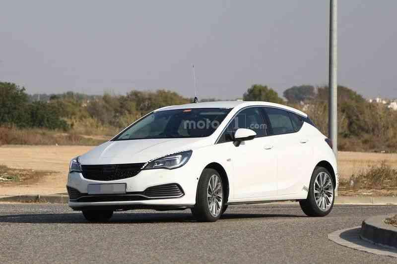 Lộ diện mẫu xe Opel Astra GSI 2016 - 6