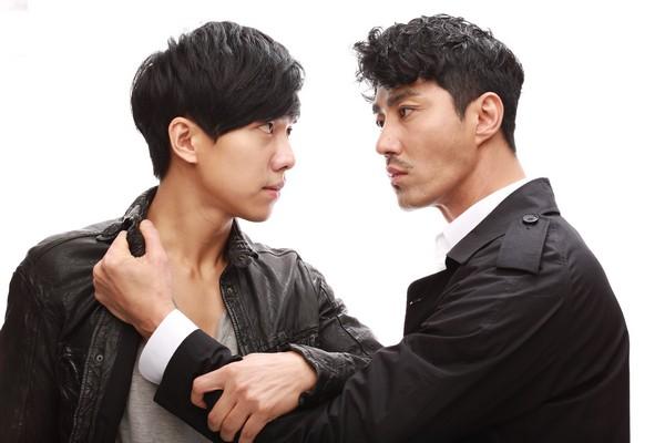 Lee Seung Ki đối đầu đàn anh trong phim mới - 2