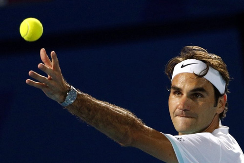 Tennis Ngoại hạng: Federer tỏa sáng - 1