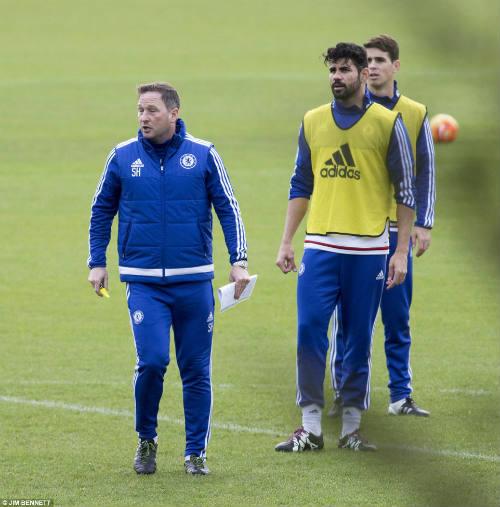 CHÍNH THỨC: Chelsea bổ nhiệm Hiddink thay Mourinho - 6