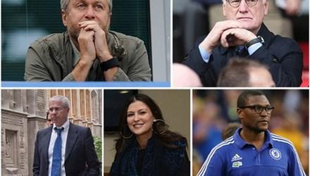 Chân dung nhóm quyền lực Chelsea 'trảm' Mourinho - 1