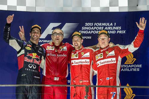 Nhìn lại F1 2015: Nhà vô địch thế giới Hamilton (P9) - 2