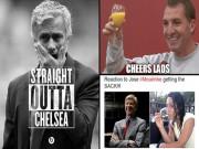 """Bóng đá - Dư luận """"chao đảo"""" việc Mourinho bị sa thải"""