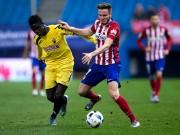 Bóng đá - Atletico - Reus Deportiu: Không thể cản bước
