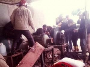 Tin tức Việt Nam - Một công nhân tử vong vì bị cuốn vào máy xay phế liệu