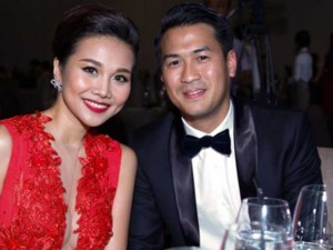 Thanh Hằng thân thiết bên em chồng Tăng Thanh Hà