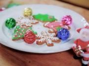 Ẩm thực - Bánh quy gừng tưng bừng đón Noel