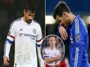 """Bóng đá - NHA trước V17: Nỗi buồn Mourinho """"phủ bóng"""""""