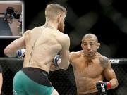 """Thể thao - Tin thể thao HOT 18/12: UFC tiết lộ clip """"bi thương"""" của Aldo"""
