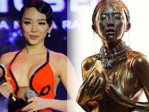 """Thời trang - 1001 hình ảnh """"siêu hot"""" của Tóc Tiên năm 2015"""