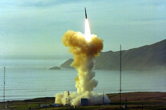 Mỹ tập trận khả năng tác chiến hạt nhân - 2